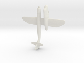 1:285 Bv 141 1946 in White Strong & Flexible