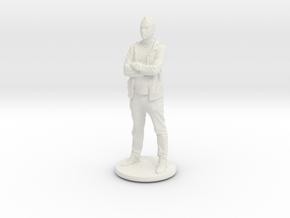 Printle C Homme 459 - 1/64 in White Natural Versatile Plastic