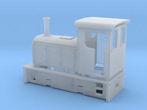 TTn3 Freelance Diesel Loco in Smooth Fine Detail Plastic
