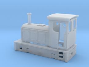 009 Freelance Diesel Loco in Smooth Fine Detail Plastic