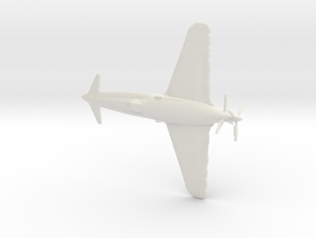 1:285 Henschel P-75  in White Natural Versatile Plastic