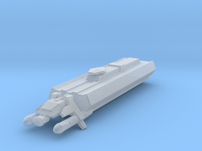 "J-Class Frighter ""ECS Horizon"" Attack Wing in Smooth Fine Detail Plastic"