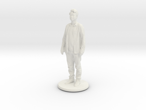 Printle C Homme 462 - 1/35 in White Natural Versatile Plastic