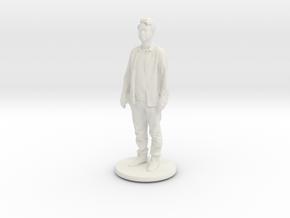 Printle C Homme 462 - 1/35 in White Natural Versatile Plastic