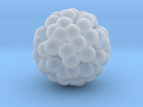 DRAW geo - sphere large balls in Frosted Ultra Detail