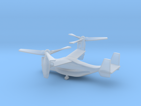 Bell Boeing V-22 Osprey in Smooth Fine Detail Plastic: 1:600