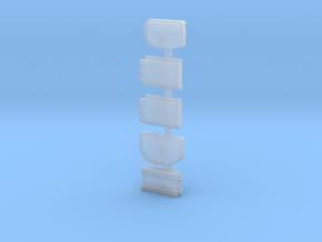 ProMod 1/25 Electronics V1 in Smooth Fine Detail Plastic