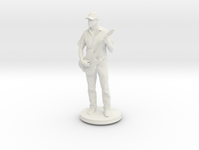 Printle C Homme 412 - 1/48 in White Strong & Flexible