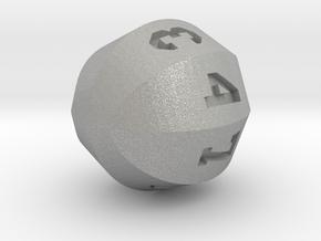 Basketball D8 in Aluminum