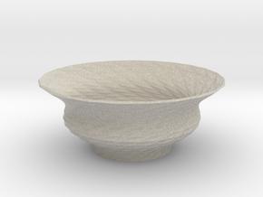 Bowl  in Natural Sandstone