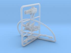 1/144 Salvenmaschinenkanone (SMK) 18 Typ 2 in Smooth Fine Detail Plastic