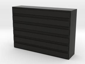 Otari MX-5050BII Replacement Play Button in Black Natural Versatile Plastic