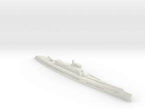 I-400 Supersubmarine in White Natural Versatile Plastic