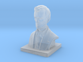 Lincoln-3.printer2 in Smoothest Fine Detail Plastic