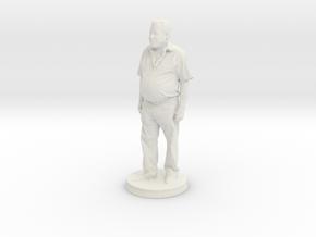 Printle C Homme 387 - 1/35 in White Natural Versatile Plastic