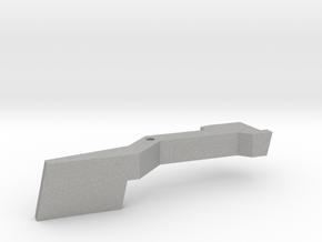 KC02 Mag Release in Aluminum