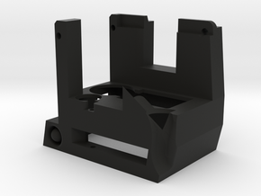 KC02 Adapter Housing in Black Strong & Flexible