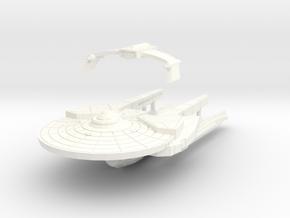 3900 Andor Mkiv in White Processed Versatile Plastic