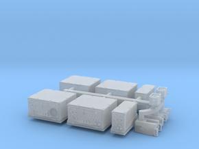 AN/VRC-12 Radios set MSP35-045 in Smoothest Fine Detail Plastic: 1:35