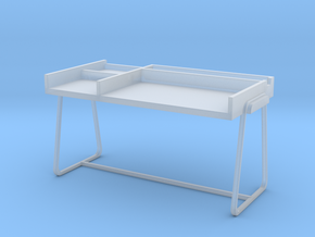 Desk, Type B (Space: 1999), 1/30 in Smooth Fine Detail Plastic