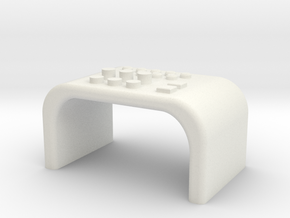 Medical Diagnostic Arch (Space:1999), 1/30 in White Natural Versatile Plastic