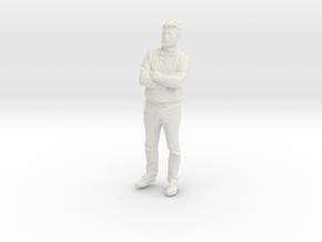 Printle C Homme 293 - 1/87 - wob in White Natural Versatile Plastic