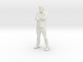 Printle C Homme 422 - 1/87 - wob in White Natural Versatile Plastic