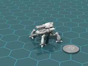 Terran Artillery Walker in White Natural Versatile Plastic