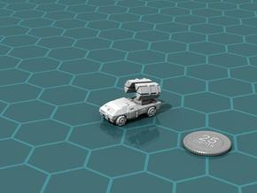 Terran Guided Missile Truck in White Natural Versatile Plastic