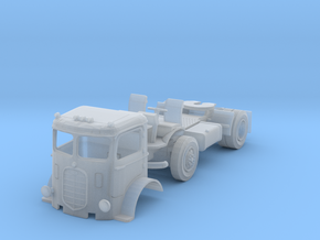 N-Scale '30s/'40s Mack COE Tractor in Smoothest Fine Detail Plastic