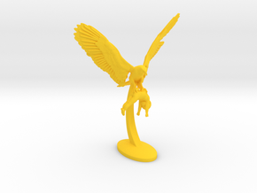 Updated EAGLE PREY 15cm in Yellow Processed Versatile Plastic