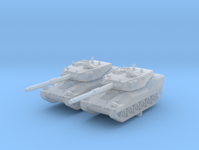 1/285 (6mm) British VFM Mk.5 Light Tank x2 in Smooth Fine Detail Plastic