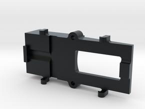 HOe - Jouef V10 Support Nigel 10x12 V3 in Black Hi-Def Acrylate