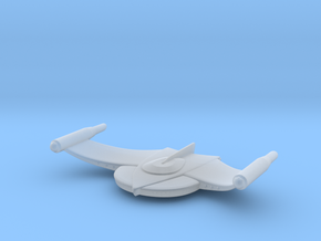 Romulan Bird-of-Prey (TOS) Refit 1/4800 AW in Frosted Ultra Detail