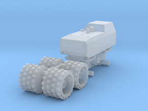 1:50 Trench compactor  in Smooth Fine Detail Plastic