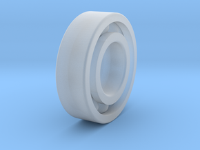 Bearing 14.4x30mm in Smoothest Fine Detail Plastic