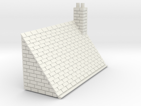 Z-152-lr-comp-stone-t-house-roof-rc-rj in White Natural Versatile Plastic
