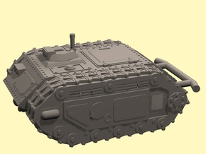 28mm David self-propelled mine in White Strong & Flexible