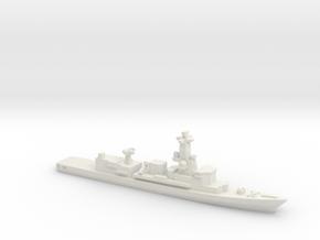 Karel-Doorman Class (2012 Modernization), 1/1800 in White Natural Versatile Plastic