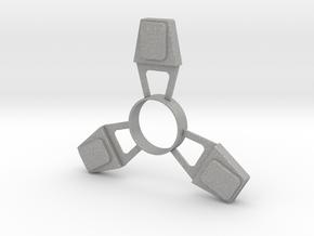 Fidget Spinner (metal) in Aluminum