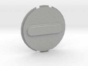 Canary 1 Privacy Cover Lens Cap in Aluminum