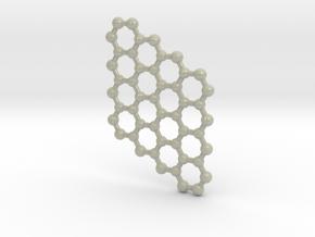 Graphene 4x4 in Glossy Full Color Sandstone