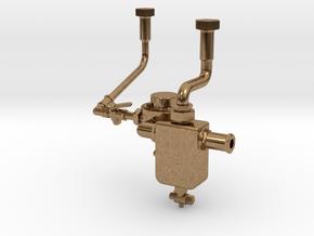Bremsleitungsentwässerung für die 99222 in Natural Brass