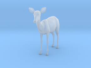 Impala 1:25 Standing Female in Smooth Fine Detail Plastic