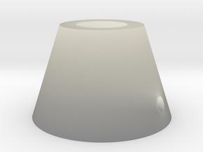 錐 in Transparent Acrylic