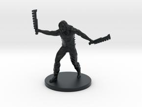 Machette in Black Hi-Def Acrylate
