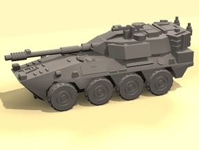 1/220 B1 Centauro armored car (3) in Frosted Ultra Detail