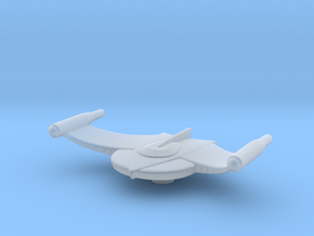 Romulan Bird-of-Prey (TOS) Refit 1/7000 Atack Wing in Frosted Ultra Detail