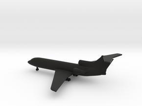 Yakovlev Yak-42 Clobber in Black Natural Versatile Plastic: 1:400