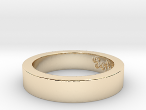 ring sofitxo in 14K Yellow Gold